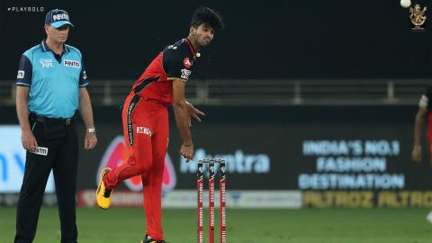 Washington Sundar RCB
