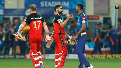 RCB vs MI super over